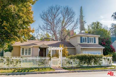 Toluca Lake Single Family Home For Sale: 4542 Ledge Avenue