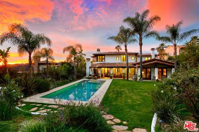 Pacific Palisades Single Family Home For Sale: 1765 Chastain Parkway East