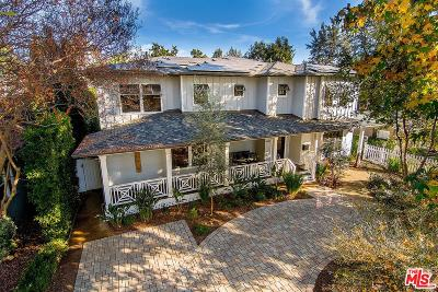 Studio City Single Family Home For Sale
