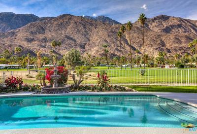 Palm Springs Single Family Home For Sale: 940 East Balboa Circle