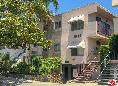 Los Angeles County Residential Income For Sale: 1036 North Genesee Avenue