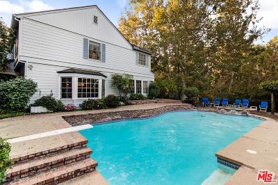 Tarzana Single Family Home For Sale: 4851 Corbin Avenue