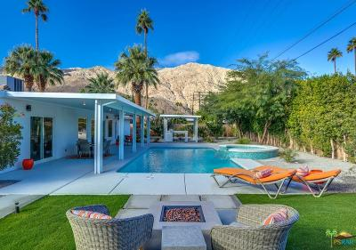 Palm Springs Single Family Home For Sale: 832 East Mesquite Avenue