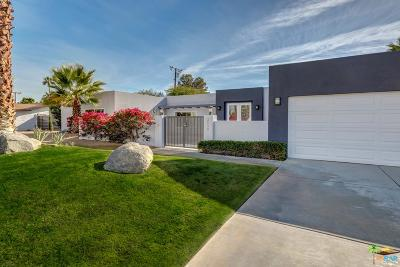 Palm Springs Single Family Home For Sale: 2239 East Powell Road