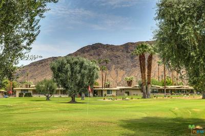 Palm Springs Condo/Townhouse For Sale: 2320 Paseo Del Rey