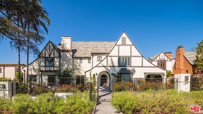Beverly Hills Rental For Rent: 627 North Hillcrest Road