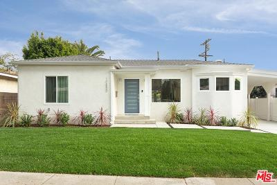 Culver City Single Family Home For Sale: 10850 Oregon Avenue