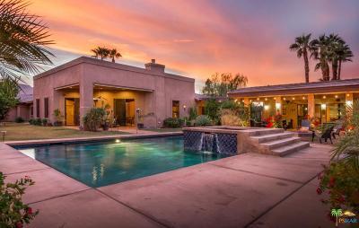 Palm Desert Single Family Home For Sale: 74280 Santa Ynez Avenue