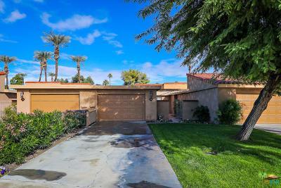 Rancho Mirage Condo/Townhouse For Sale: 10 La Cerra Circle