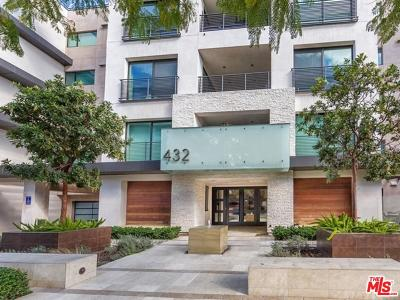 Beverly Hills Condo/Townhouse For Sale: 432 North Oakhurst Drive #PH 503