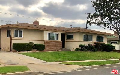 Inglewood Single Family Home Active Under Contract: 10708 South 6th Avenue