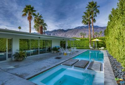 Palm Springs Single Family Home For Sale: 2190 East Amado Road