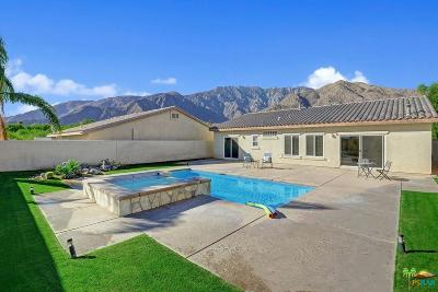 Palm Springs Single Family Home For Sale: 3792 Vista Dunes