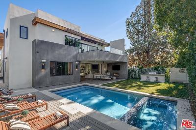 Studio City Single Family Home For Sale: 4457 Camellia Avenue