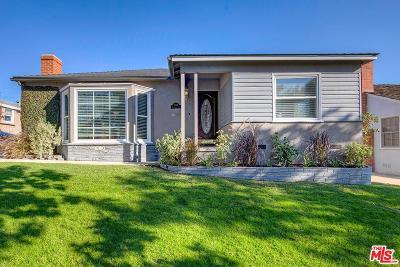 Single Family Home For Sale: 7924 El Manor Avenue