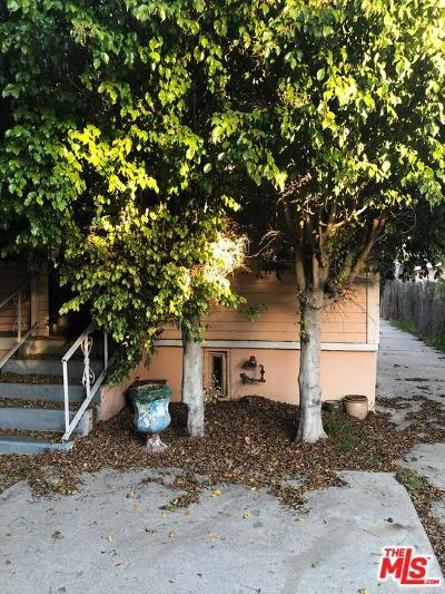 Los Angeles Single Family Home For Sale: 1210 Fedora Street