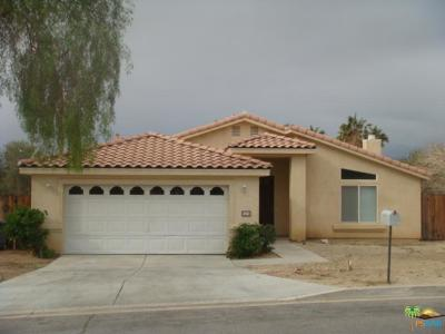 Desert Hot Springs Single Family Home For Sale: 9495 Calle Barranca
