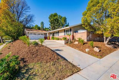 Single Family Home Active Under Contract: 22101 Empino Lane
