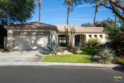 Cathedral City Single Family Home Active Under Contract: 69694 Camino De Las Brisas
