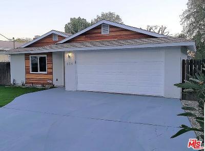 Pasadena Single Family Home For Sale: 654 Del Monte Street
