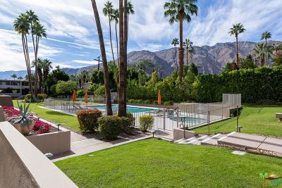 Palm Springs CA Condo/Townhouse For Sale: $475,000