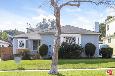 Single Family Home For Sale: 9306 Monte Mar Drive
