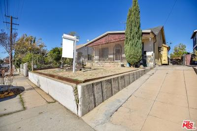 Los Angeles Single Family Home For Sale: 6085 Meridian Street