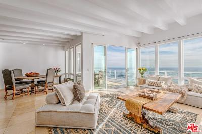 Malibu CA Single Family Home For Sale: $7,450,000