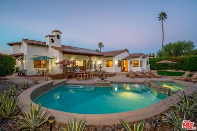 Palm Springs Single Family Home For Sale: 1106 Villa Francea
