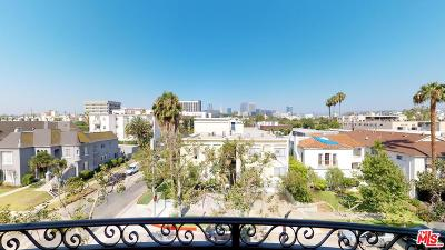 Beverly Hills Rental For Rent: 462 South Maple Dr. #PH