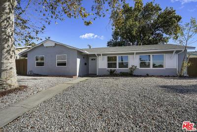 Granada Hills Single Family Home For Sale: 11220 Balboa