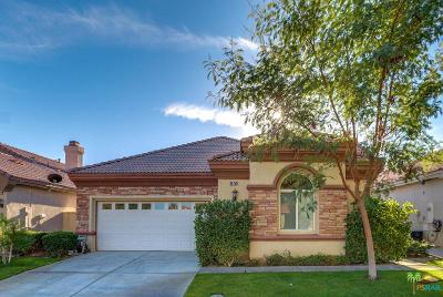 Indio Single Family Home For Sale: 82753 Barrymore Street