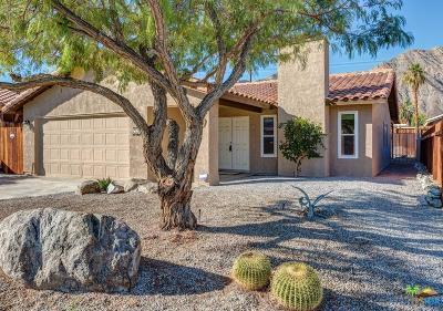 La Quinta Single Family Home Active Under Contract: 53305 Avenida Alvarado
