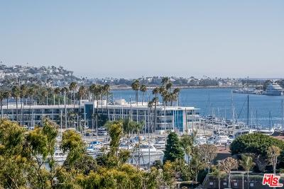 Marina Del Rey Rental For Rent: 13700 Marina Pointe Drive #731
