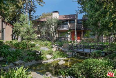Woodland Hills Rental For Rent: 21900 Marylee Street #295