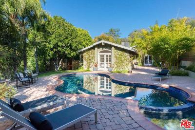 Sherman Oaks Single Family Home For Sale: 4109 Valley Vista Court