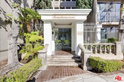 West Hollywood Rental For Rent: 8455 Fountain Avenue #525