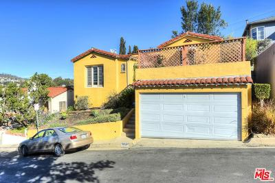 Los Angeles CA Single Family Home For Sale: $999,000