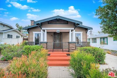 Los Angeles CA Single Family Home For Sale: $535,000
