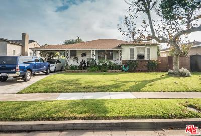 Inglewood Single Family Home For Sale: 9120 South 7th Avenue