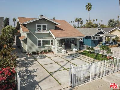 Los Angeles CA Single Family Home For Sale: $1,338,000