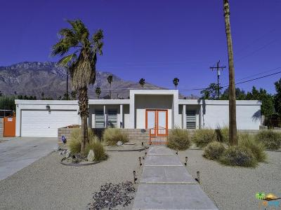 Palm Springs Single Family Home For Sale: 3081 North Cypress Road