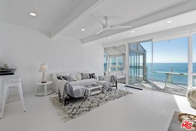 Malibu CA Condo/Townhouse For Sale: $2,950,000