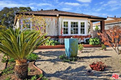 Los Angeles Single Family Home For Sale: 3525 Rosewood Avenue