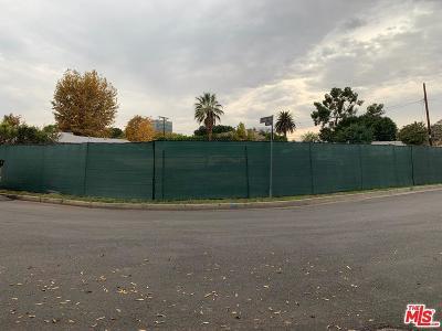 Sherman Oaks Residential Lots & Land For Sale: Saloma Avenue