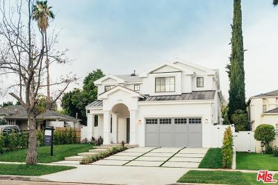 Studio City Single Family Home For Sale: 4239 Saint Clair Avenue