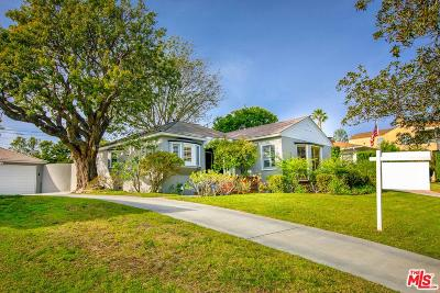 Single Family Home For Sale: 6342 West 80th Street