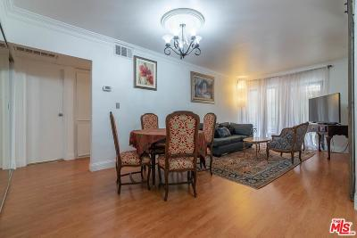 Los Angeles Condo/Townhouse For Sale: 1735 North Fuller Avenue #121