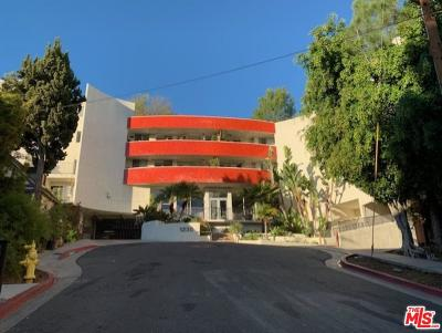 West Hollywood Condo/Townhouse Active Under Contract: 1230 Horn Avenue #620