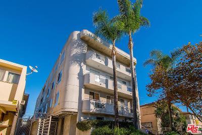 Los Angeles Condo/Townhouse For Sale: 8349 Blackburn Avenue #101